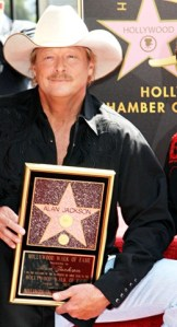 Alan Jackson's Star – Hollywood Walk of Fame