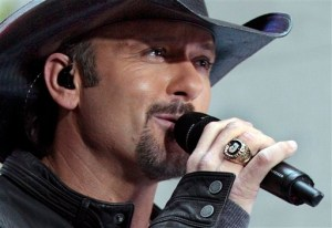 """""""Bowling for Brains"""" honors Tim McGraw's Dad"""