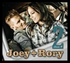 "CD Review: Joey + Rory, ""Album # 2"", release date Sept 14, 2010"