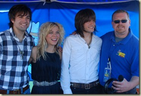 The band perry 010