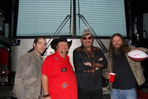 Colt Ford shares highlights of Rowdy Friends Tour