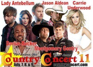 Montgomery Gentry added to Country Concert '11 in July
