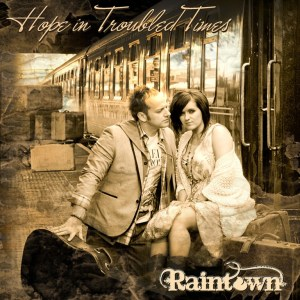 From Glasgow, Scotland, to US–Paul Bain and Claire McArthur are Raintown