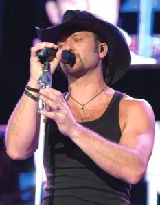 """Tim McGraw is taking some of my favorite people along on his """"Emotional Traffic Tour"""", Spring 2011"""