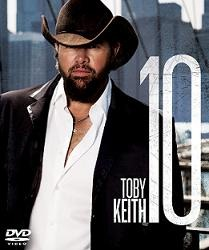 """Topy Keith puts his best """"10"""" videos on a DVD for his fans"""
