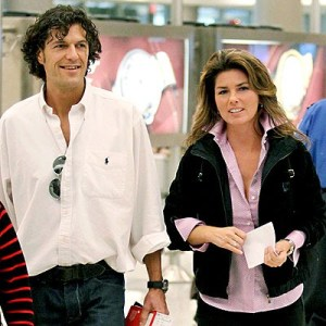Shania Twain and Frederic Thiebaud marry on 1-1-11