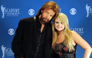 Miranda Lambert and Ronnie Dunn announce ACM nominees on CBS Morning Show