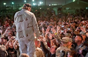 Toby Keith USO update, with official USO photos