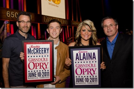 Scotty Alaina Opry