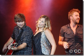 Lady Antebellum Friday 104