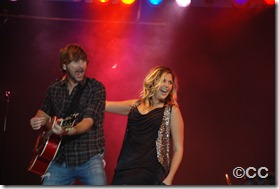 Lady Antebellum Friday 111