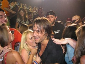 Keith Urban, with Jake Owen–Knoxville, Tennessee