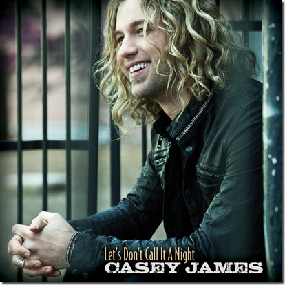 Casey James cover art