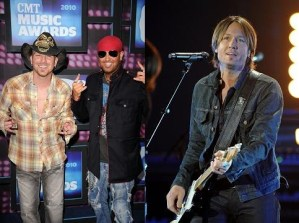 Keith Urban's new single written by LoCash Cowboys