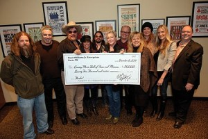 Hank Williams Jr. concert raises $75,000 for Country Music Hall of Fame and Museum