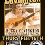 Bucky Covington heading back to Northeast Tennessee, Feb. 16