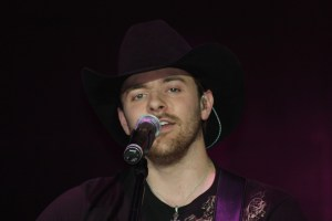 Chris Young headed to The Ellen Degeneres Show on Tuesday, Jan. 17, 2012