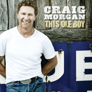 Craig Morgan gets ready for Feb. 28 album release date with TV and live appearances