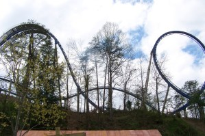 Dollywood opens its season March 24, 2012, and introduces visitors to Wild Eagle