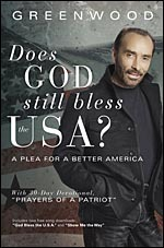Lee Greenwood authors new book