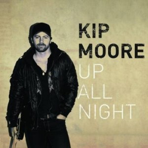 "Kip Moore's ""Up All Night"" debuts at #6 on Billboard"