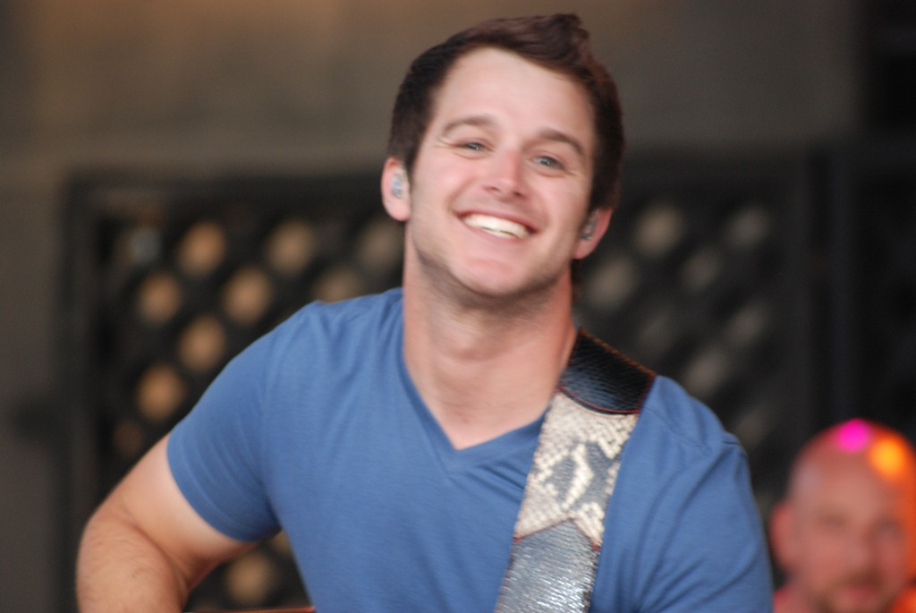 Easton corbin all over the road release date