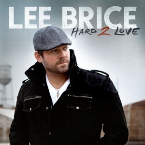 """Lee Brice gives Curb Records another #1 with """"Hard to Love"""""""