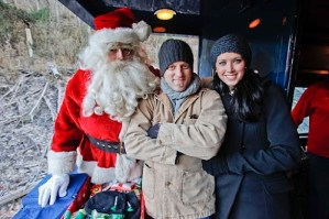 Thompson Square to serve as 2012 Santa Train celebrity guest