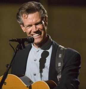 Randy Travis performs at Wounded Warriors event