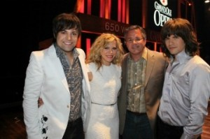 """""""NOTEWORTHY at The Opry"""" Will Spotlight The Band Perry This Weekend On GAC"""