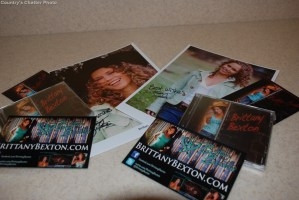 Congratulations Brittany Bexton Prize Pack winners!