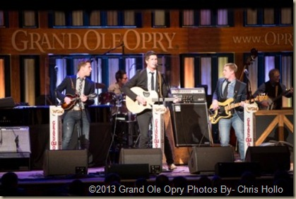 High Valley Opry Debut