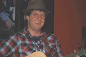 James Meadows acoustic performance at State Line Bar & Grill