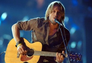 Jay Leno reminds Keith Urban of his 2002 Playgirl photo shoot