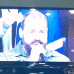 Zac leaves his beanie at home as Zac Brown Band sings anthem at BCS Championship Game