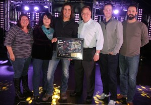 """Jake Owen strikes Gold, No. 1 Single """"The One That Got Away"""" sells over 500,000 copies"""