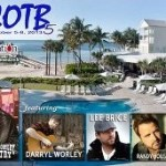 Lee Brice, Randy Houser, Jerrod Neimann to Triple Headline final night of Country on the Beach