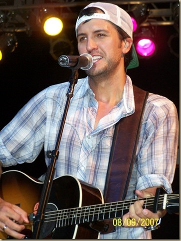 Luke Bryan Greene County