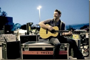 Chris Young gives us another hit from Neon CD