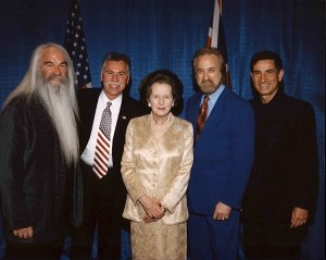 The Oak Ridge Boys Remember Former British Prime Minister Margaret Thatcher