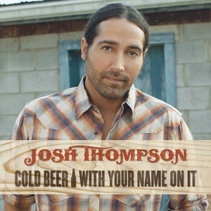 Josh Thompson releases first single with Show Dog Universal Music