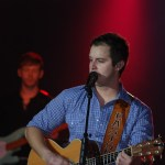 Night number one at the Appalachian Fair, Easton Corbin takes the stage