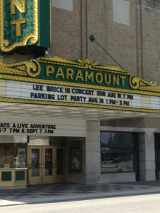 Lee Brice heading to Paramount with his Parking Lot Party