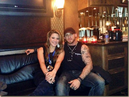 Angie and Brantley