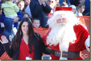 Santa Train with Kree Harrison 222