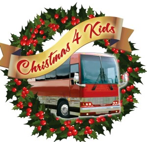 Christmas 4 Kids Tour Bus Show