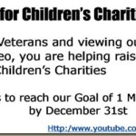 Help a Children's Charity by watching and sharing this video