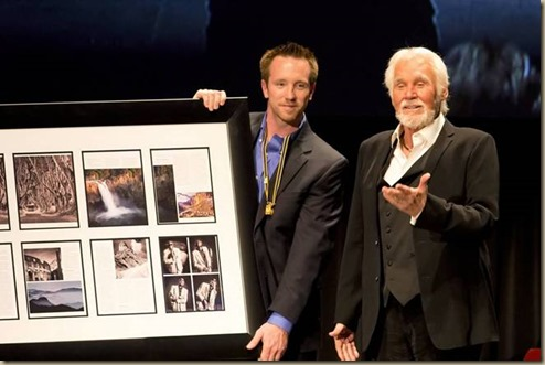 KennyRogers_PPA_award