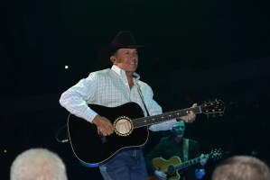 George Strait kicks off final leg of The Cowboy Rides Away Tour
