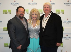 Dolly Parton signs with APA